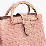 Sac shopper croco Flirt LOLLIPOPS 79€