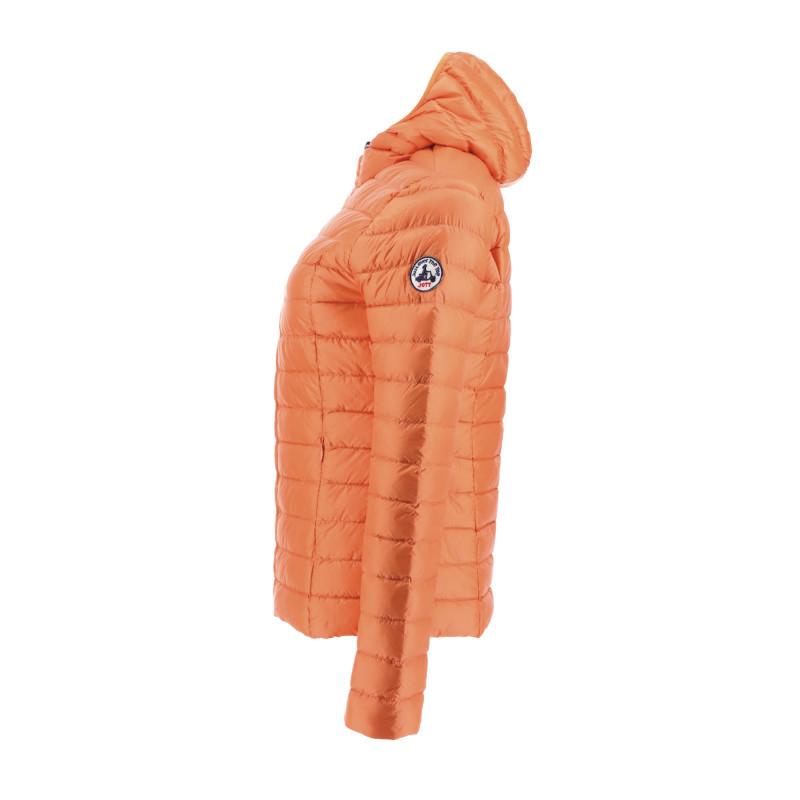 doudoune-femme-orange-cloe-basic